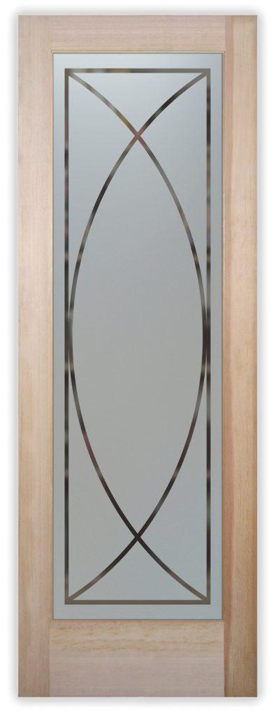 arcs pantry door