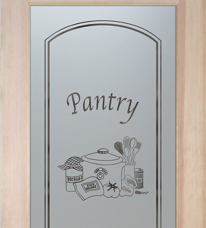 bakers delight 1D pantry door