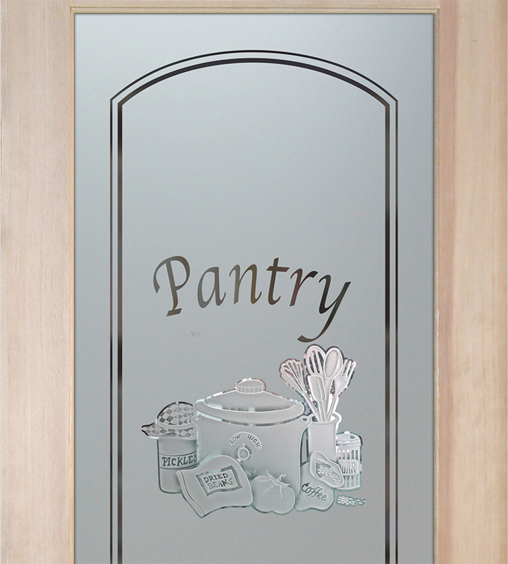 bakers delight 3D pantry door