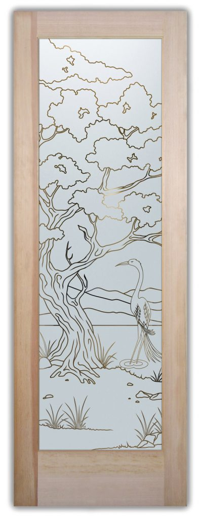 bonsai interior glass doors