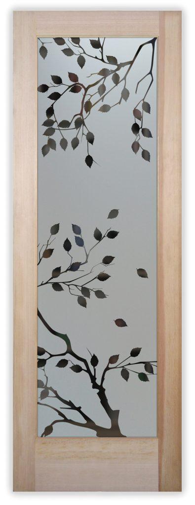 cherry tree neg pantry door