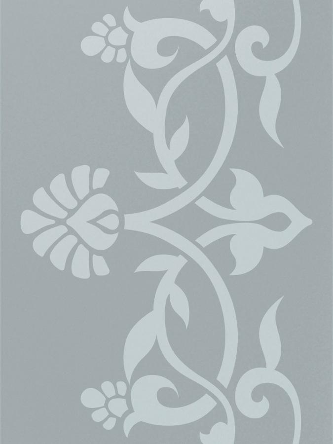 Etched Glass Victorian Decor Fleur De Lis Ornate Bars Lydia Sans