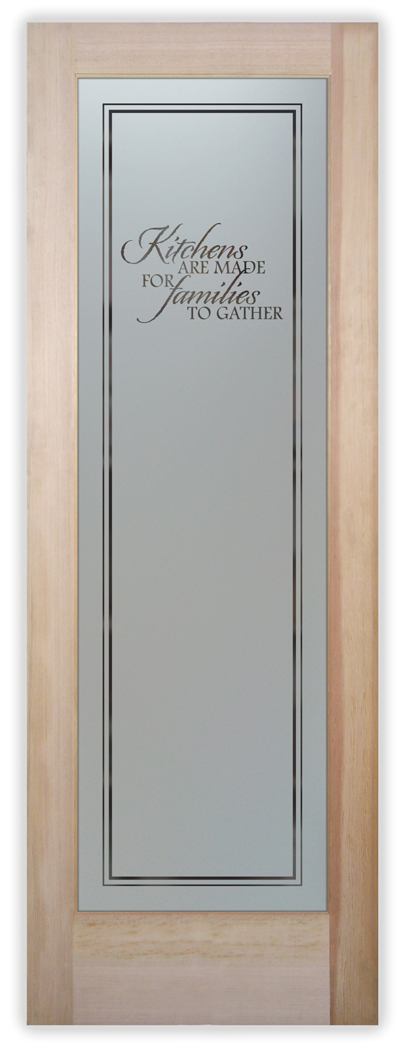 Kitchen Pantry Doors Frosted Glass L Sans Soucie