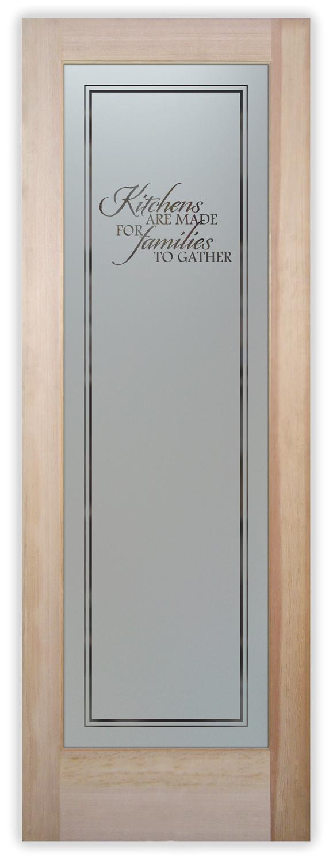 Kitchen Pantry Doors Frosted Glass L Sans Soucie