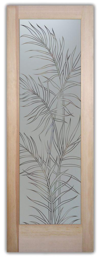ferns pantry door
