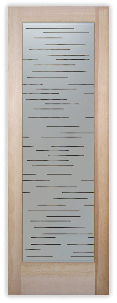finer lines pantry door