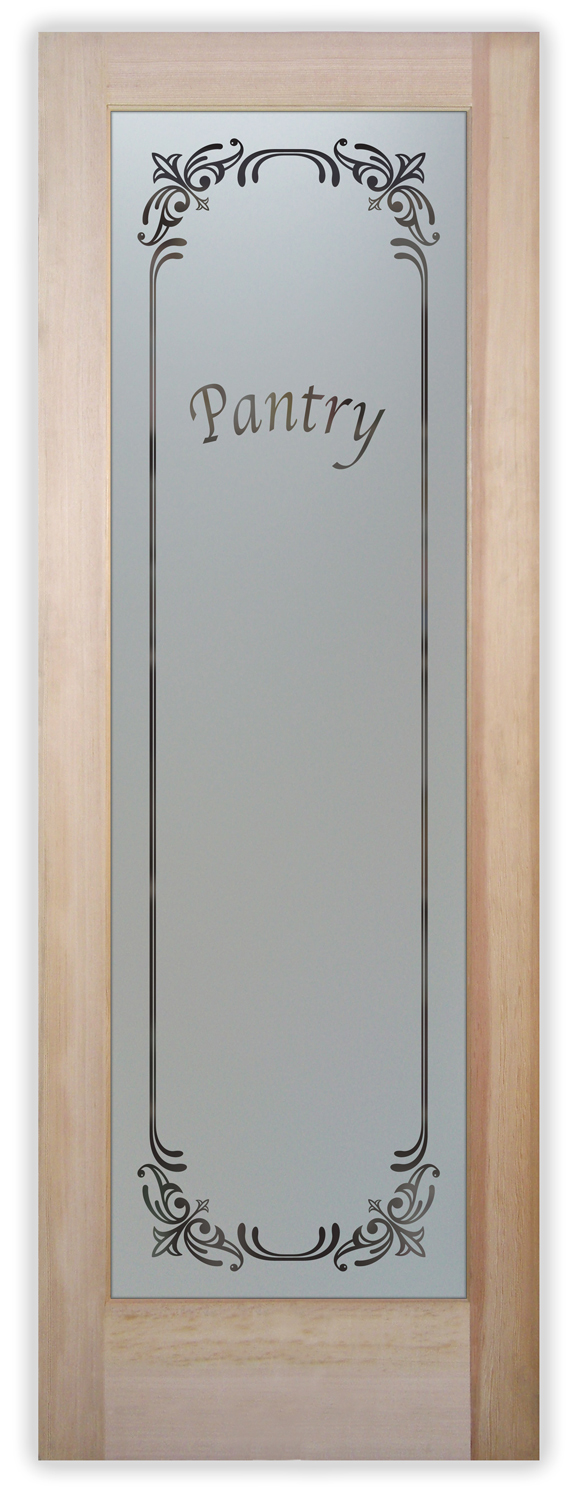 Lenora Pantry Door