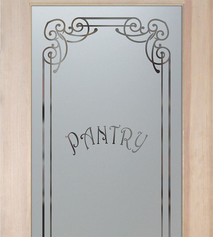 naples pantry door