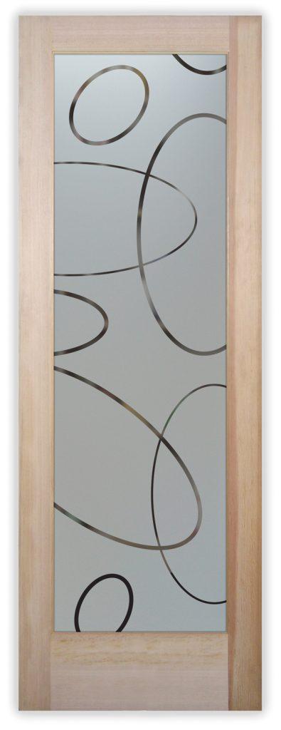 ovals overlap neg pantry door