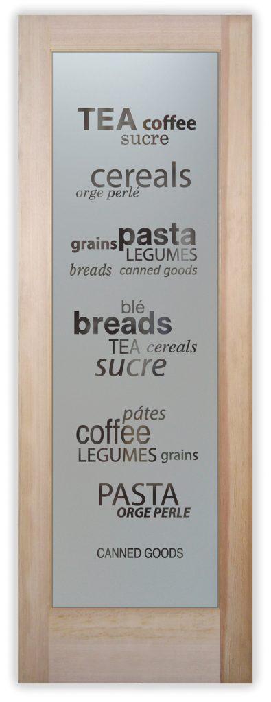 Pantry Doors With Glass L Pantry Door L Sans Soucie