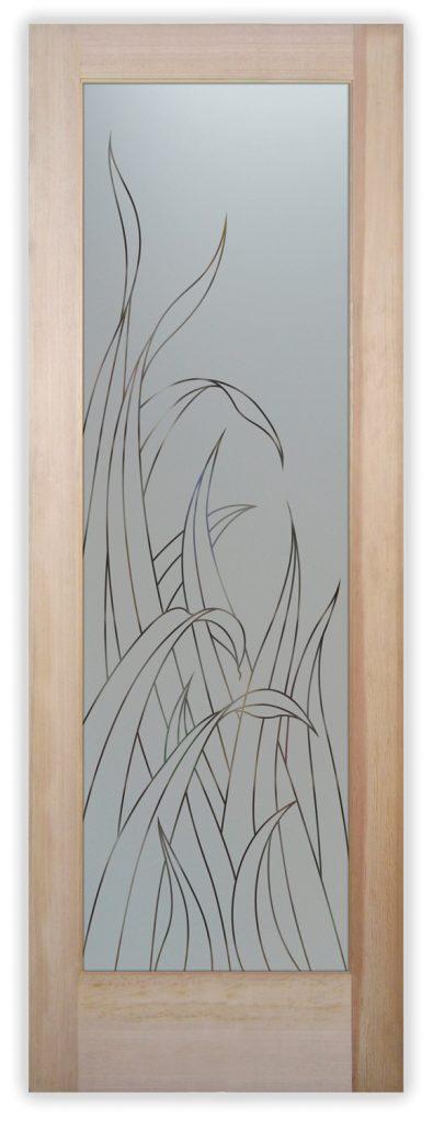 reeds pinstripe pantry door