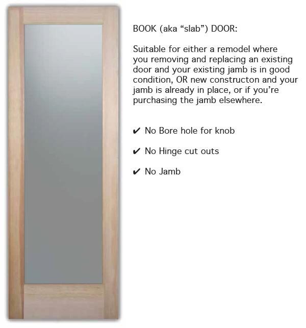 slab door book door sans soucie
