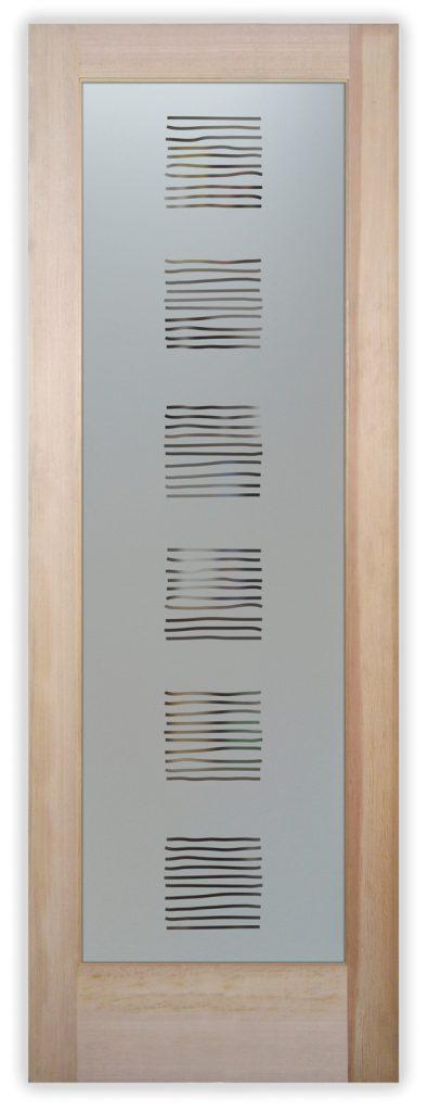 sticks neg pantry door