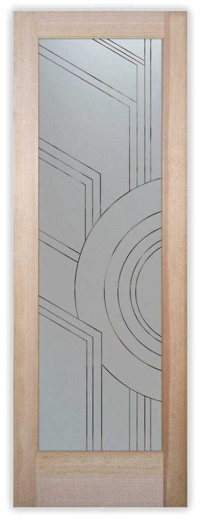sun odyssey pinstripe pantry door