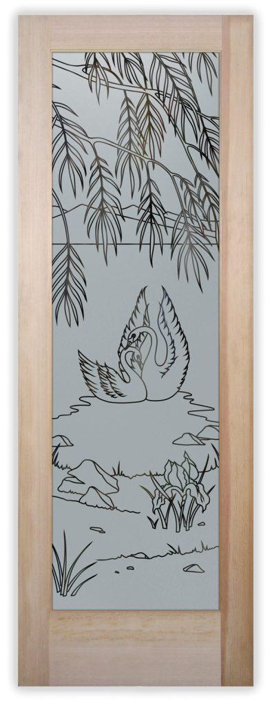 swan song pantry door