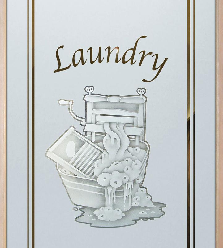 thru the wringer 2D pantry door or laundry door
