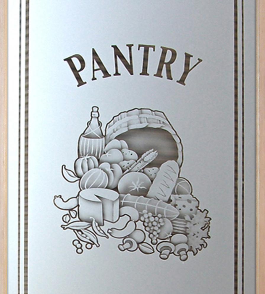 vino 2D pantry door
