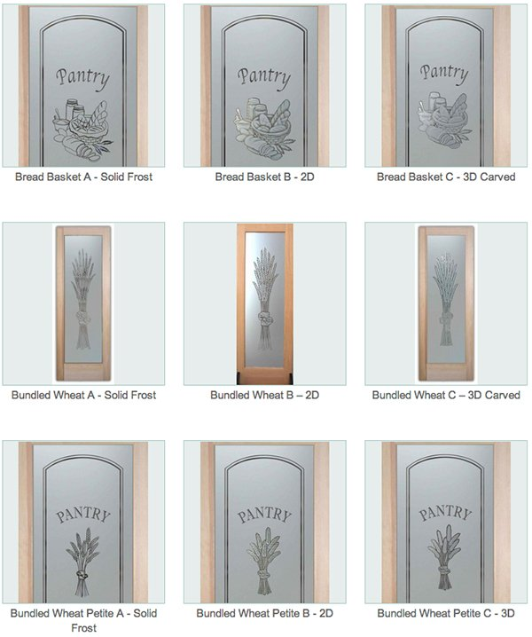 Incroyable ... Pantry Doors With Glass Sans Soucie 03 Samples ...