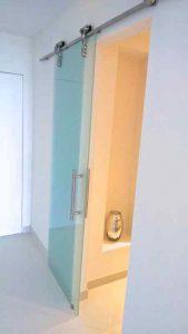 sliding glass barn doors sans soucie - 2