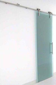 sliding glass barn doors sans soucie - 5