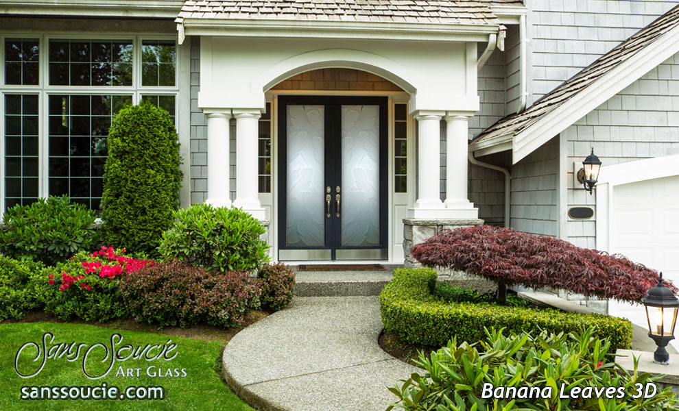 Glass Front Doors Privacy