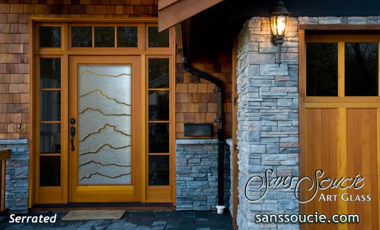 Exterior Glass Doors With Privacy Amp Light Sans Soucie