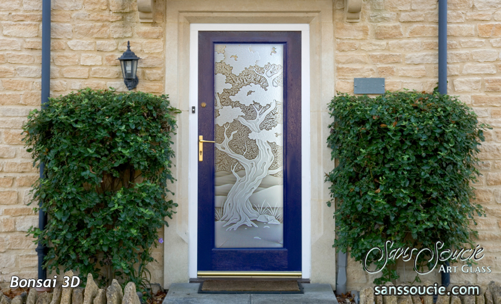 Exterior Glass Doors Prepossessing Exterior Glass Doors  Sans Soucie Art Glass Design Ideas