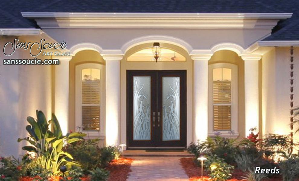 Glass Entry Doors Sans Soucie Art Glass