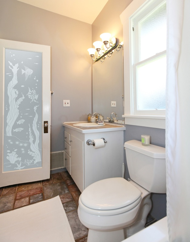Blog sans soucie art glass - Frosted glass interior bathroom doors ...