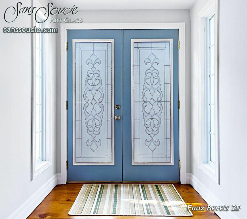 Decorative Glass Doors Sans Soucie Art Glass