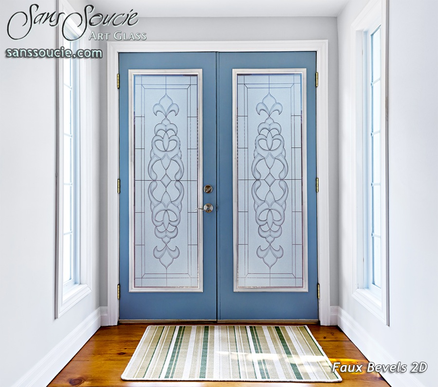 Bring Italy To You With Tuscan Themed Glass Entry Doors