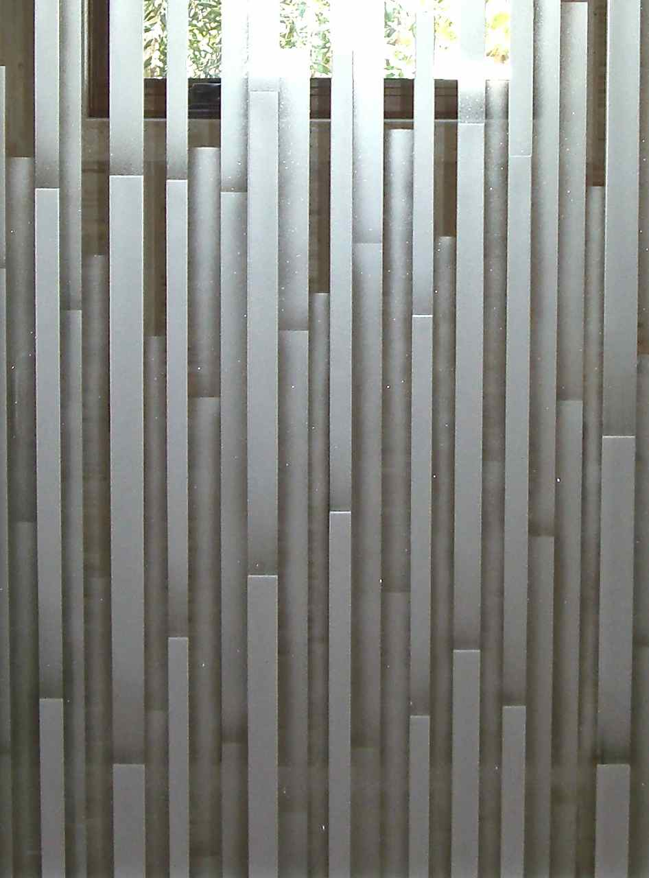 divider/shower tub window geometric tall bands sticks - 1 copy