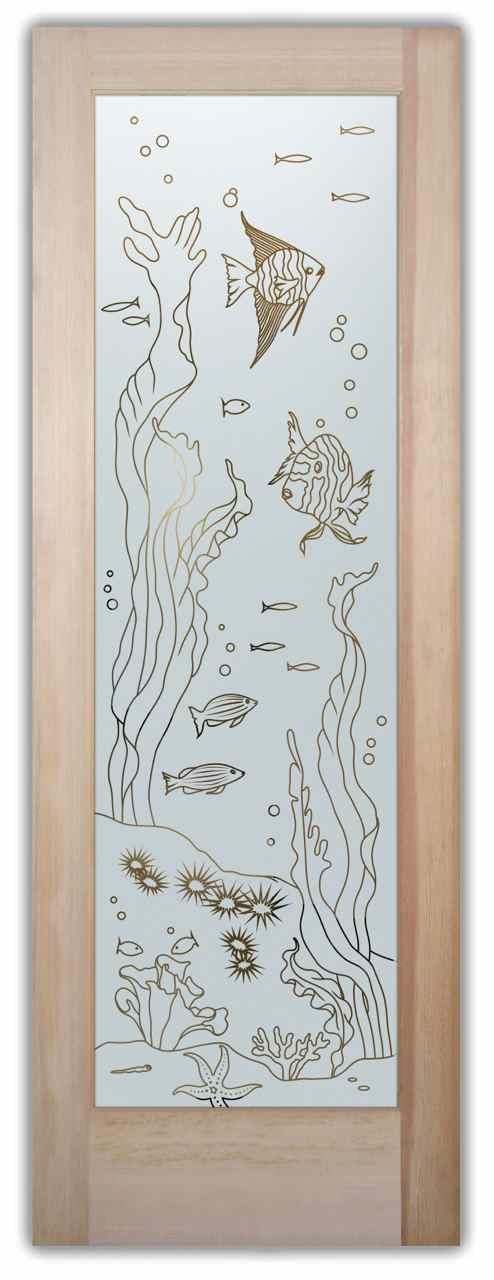 A 02 aqua fish pinst door