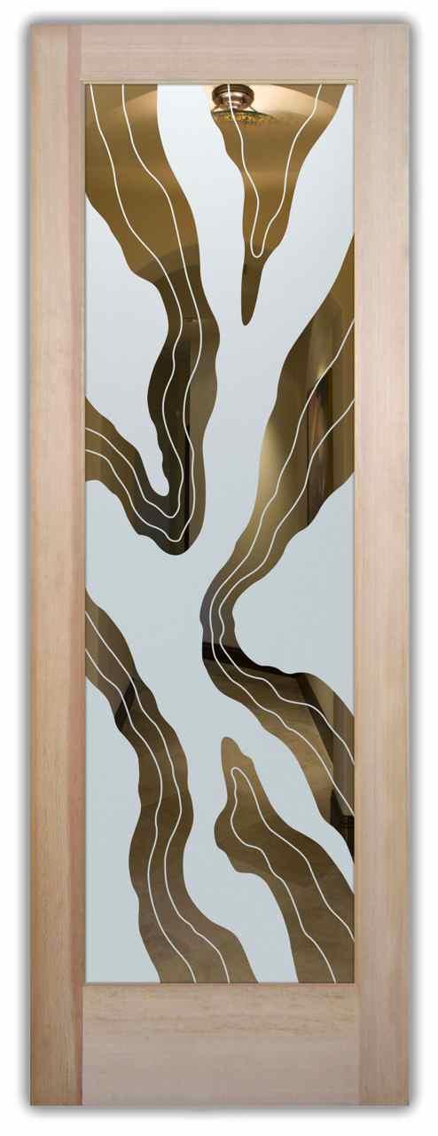 C 04 african abstract liquid solid 2 neg int door