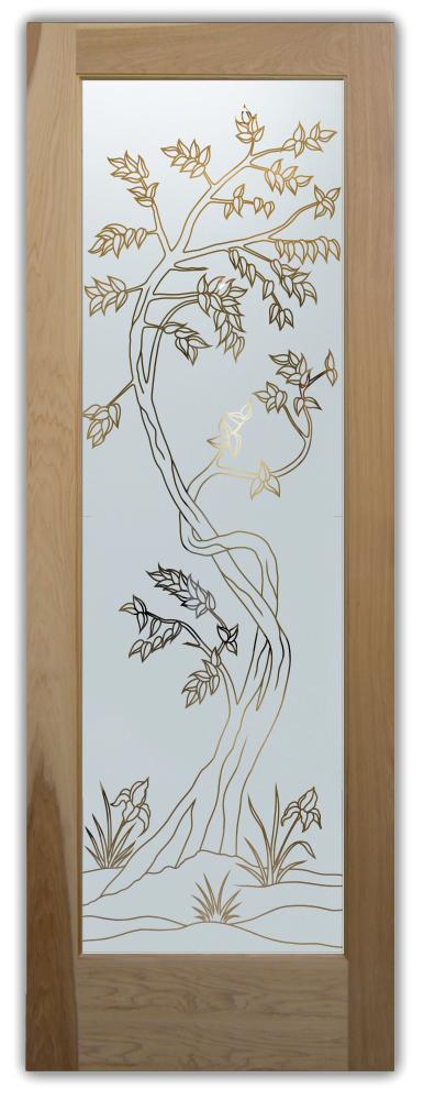 decorative glass doors | Sans Soucie Art Glass