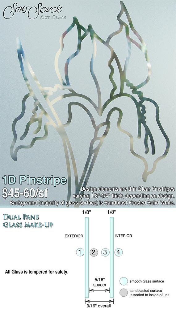1D Pinstripe