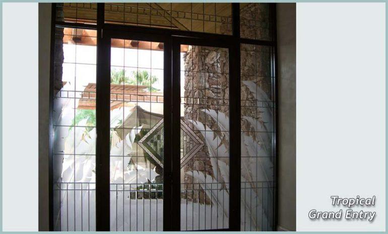 Leaded Glass Windows Sans Soucie Art Glass