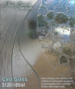 Cast Glass