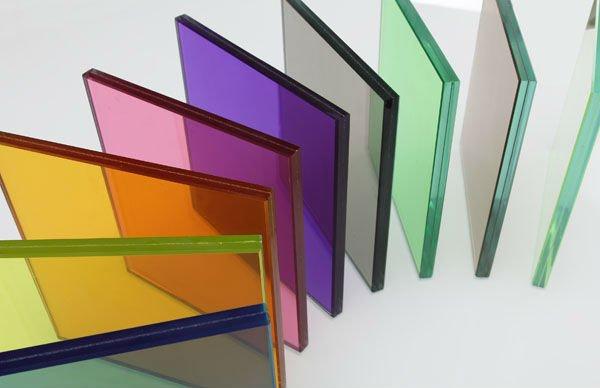 Colored Glass Sans Soucie Art Glass