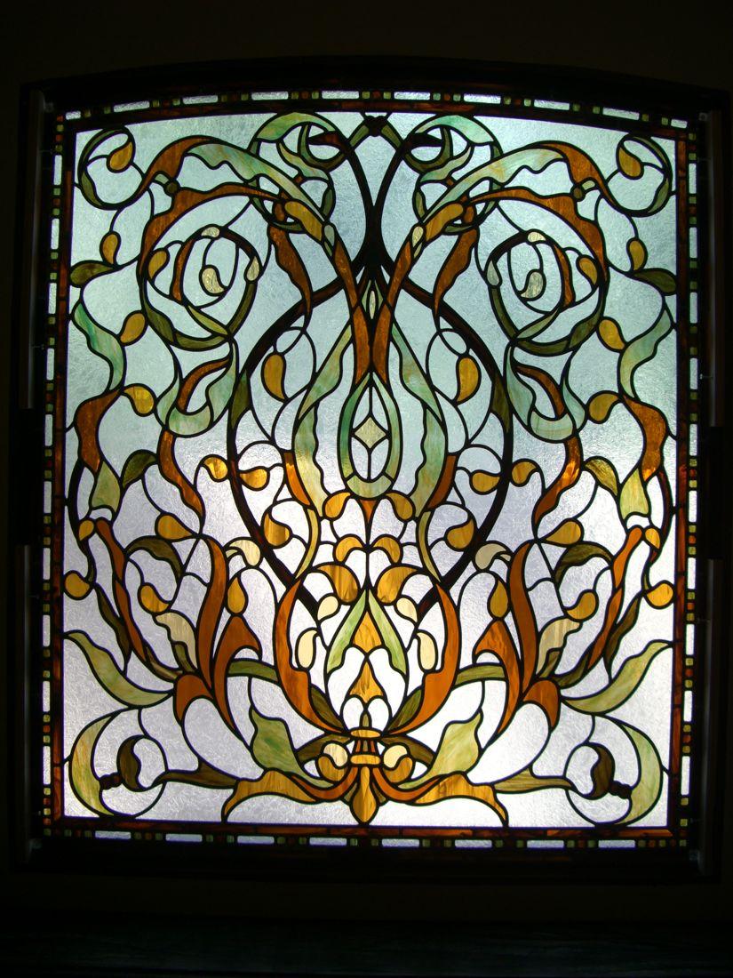 Venice Stained Glass Window Sans Soucie Art Glass