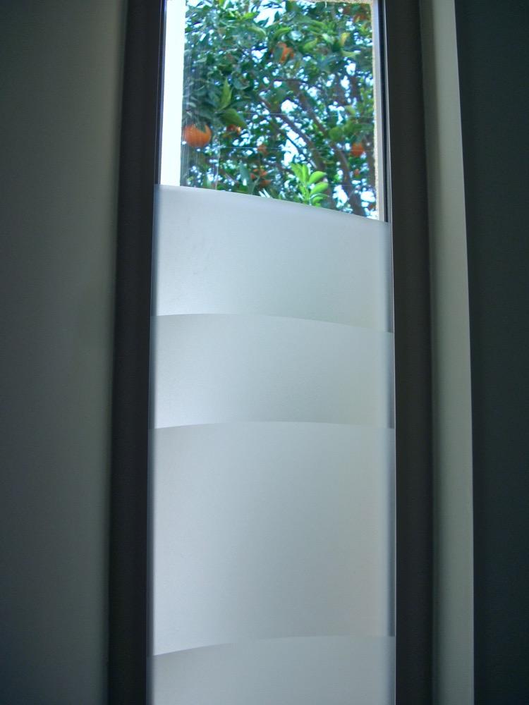 Dreamy Waves 2d Etched Glass Windows Sanss Soucie