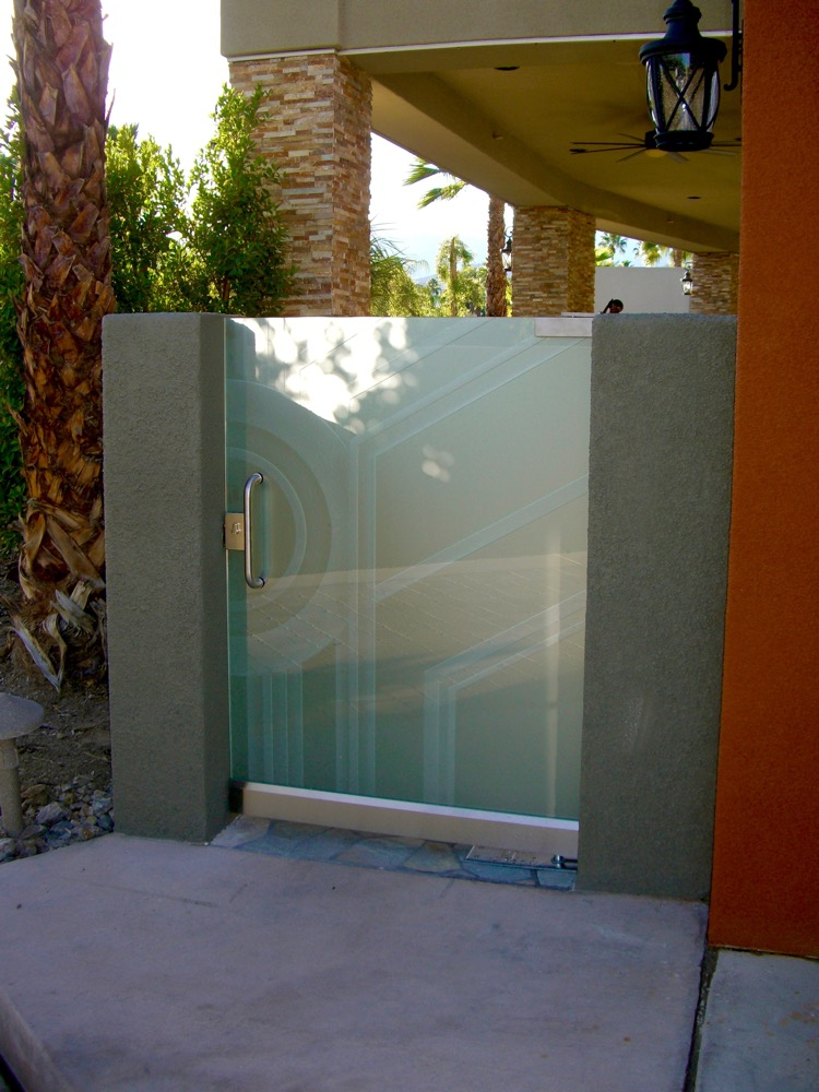 Sun Odyssey 3d Private Glass Gates L Sans Soucie