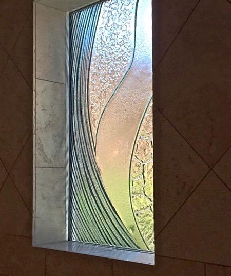 Glass Windows Etched Glass Oceanic Sans Soucie