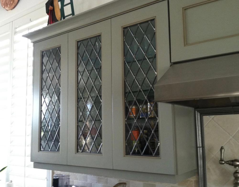 Cabinet Glass Inserts Beveled Glass Sans Soucie Art Glass