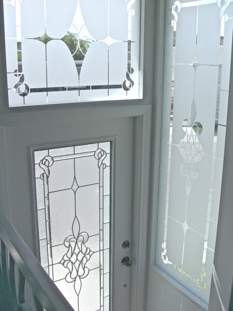 Dandridge 1d Negative Etched Glass Windows Sans Soucie