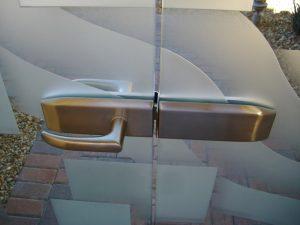 Glass Gates Etched Glass Pattern Sans Soucie