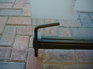 Glass Gates Etched Glass Modern Sans Soucie