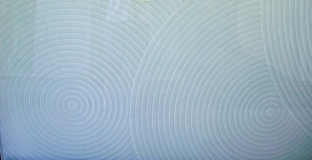 Etched Glass Windows Geometric Patterns Sans Soucie