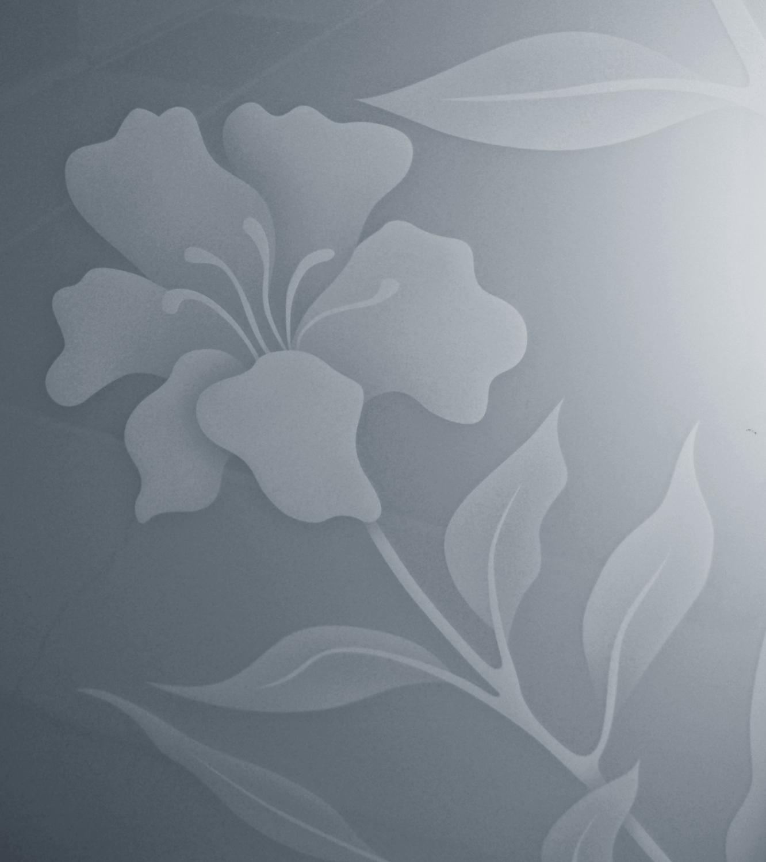 Hibiscus 2D close up 1500px Sans Soucie Art Glass