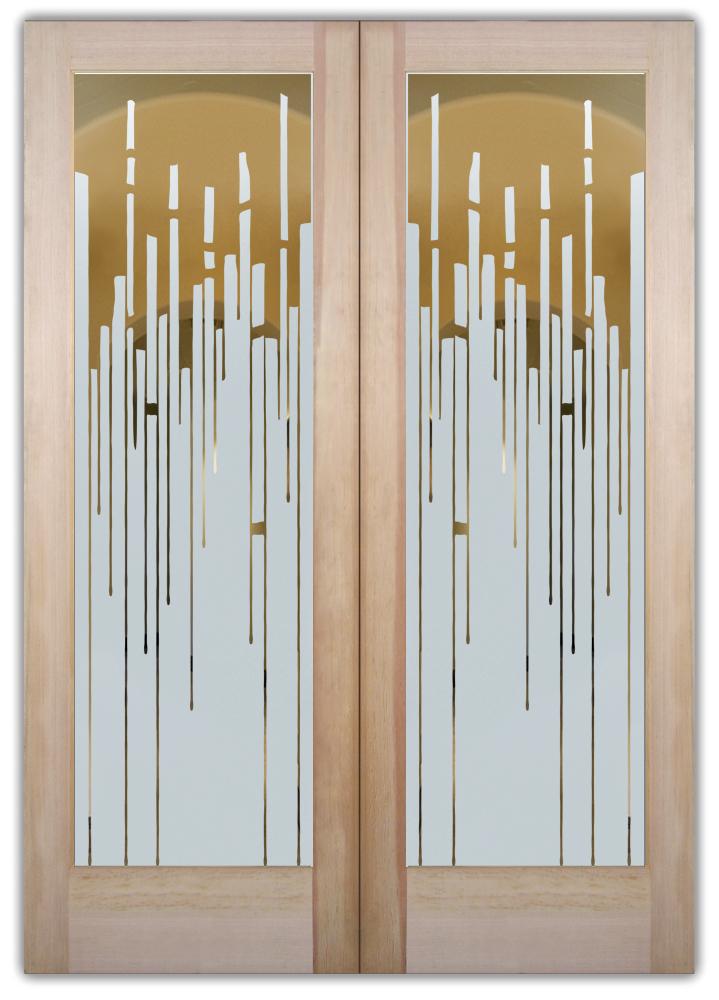 trickle interior glass doors